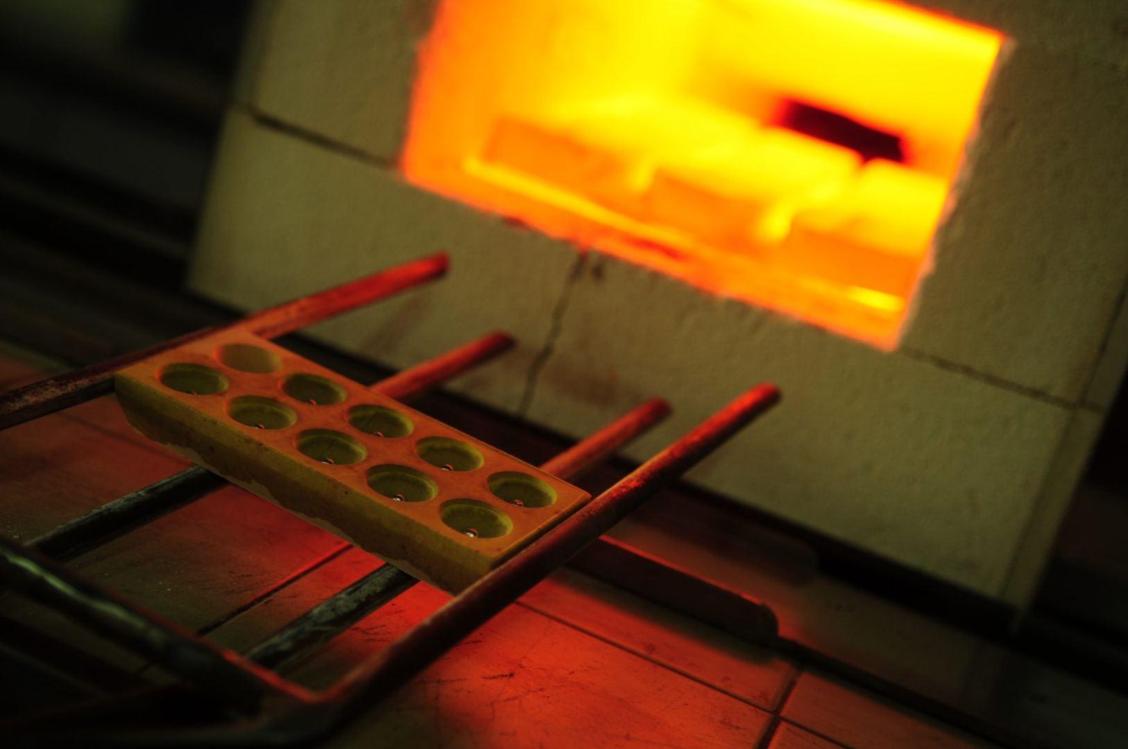 Laboratório de metais