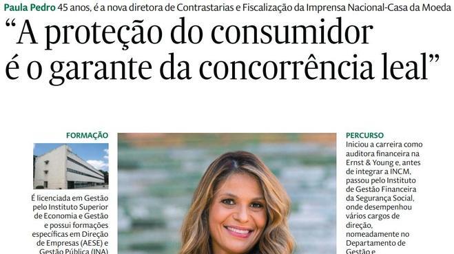 Expresso Economia - Diretora das Contrastarias - Paula Pedro