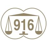 Marca comum controlo ouro 916