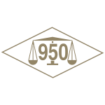 Marca comum controlo platina 950