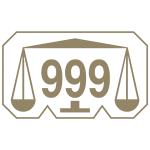 Marca comum controlo prata 999