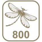 Marca libelinha 800
